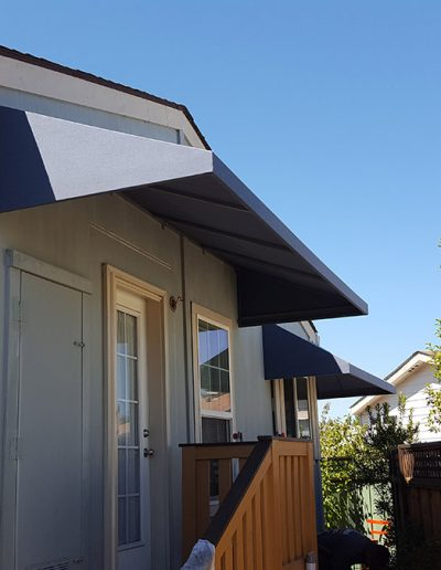 SunCoast Awning Commercial Fixed Awning