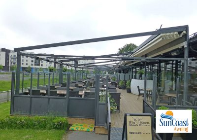 SunCoast Awning Pergola Shade Systems Mito 3