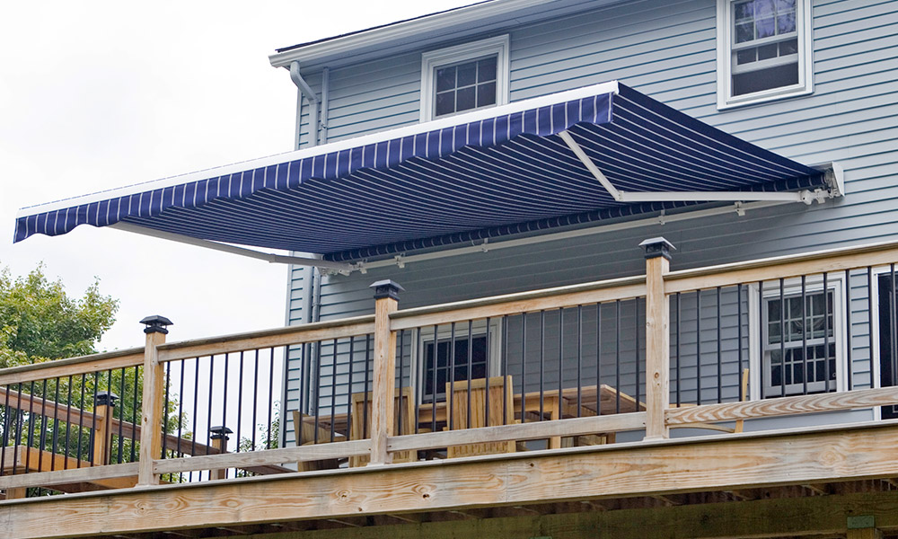 Solair Retractable Awnings