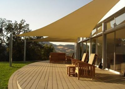 SunCoast Awning Shade Sail 2