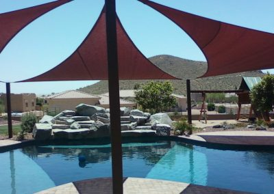 SunCoast Awning Shade Sail 3